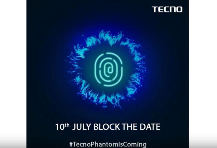 TECNO Phantom is coming teaser