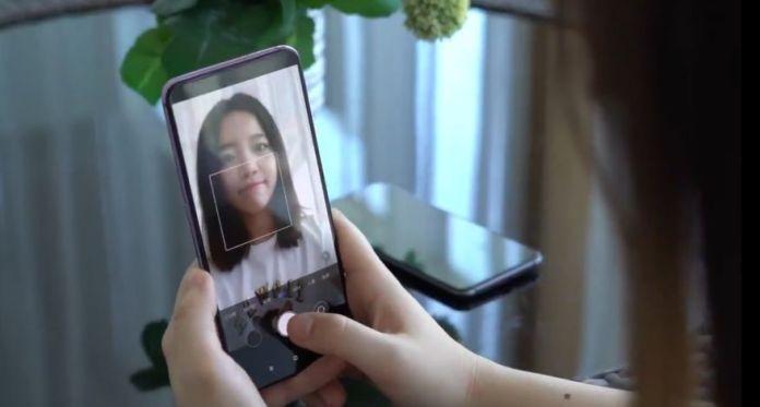 xiaomi under-display camera phone