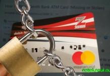 block zenith atm card
