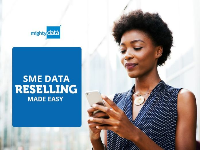 SME Data Reselling with Mighty Data
