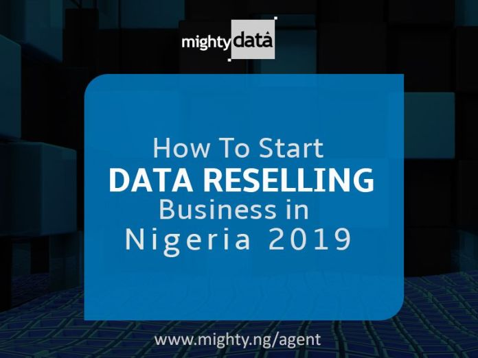 Start SME Data Reselling Business in Nigeria with Mighty Data