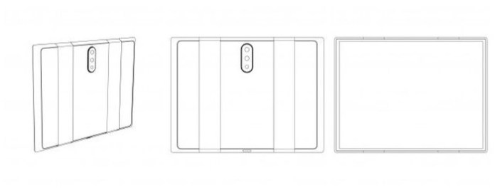 Xiaomi Folding Screen Phone Patent