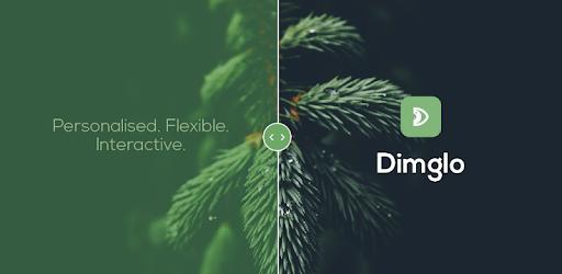 Dimglo - best screen dimmer app