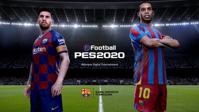 eFootball PES2020-demo