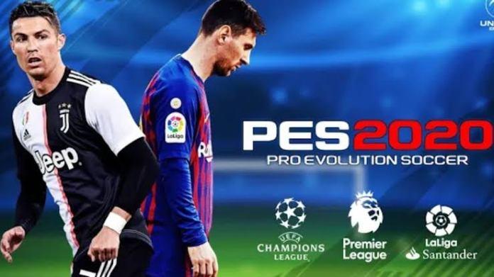 PES 2020 Mod APK