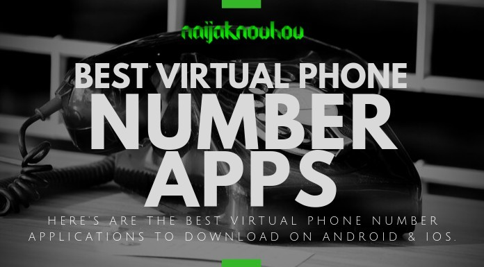 best virtual phone number apps