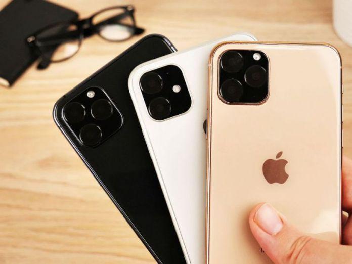 iphone 11 trio