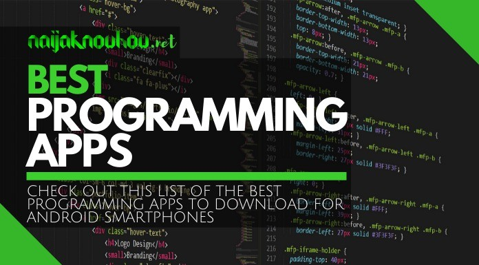 best programming apps android phones