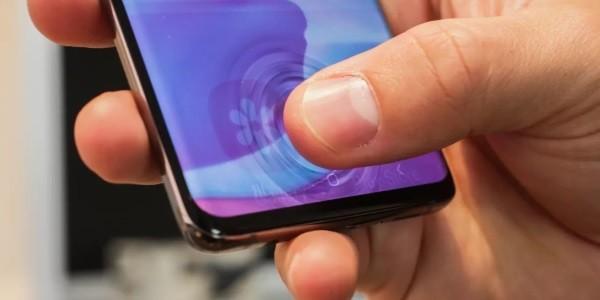 under-display fingerprint