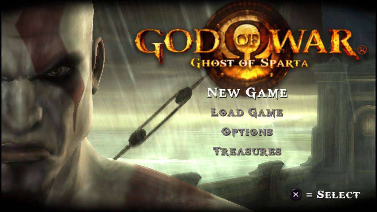 God Of War- Ghost Of Sparta