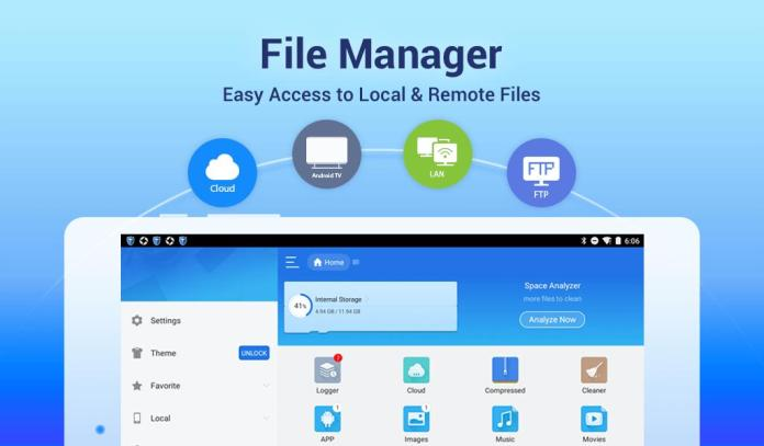 file manager apps