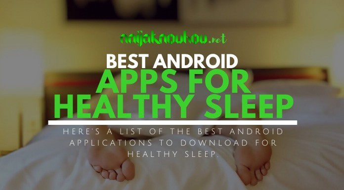 best android apps for healthy sleep