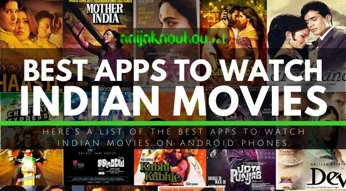 best android apps to watch indian movies