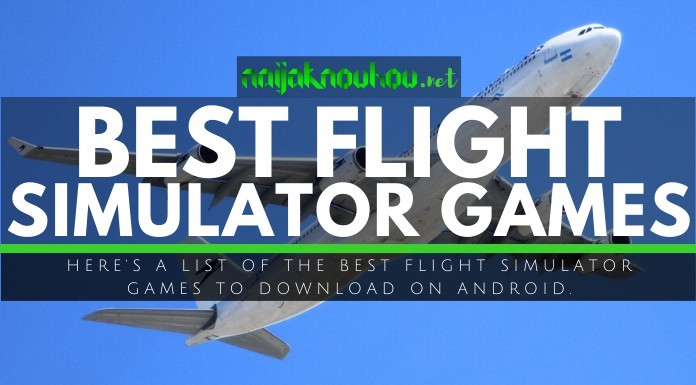 best flight simulator games android