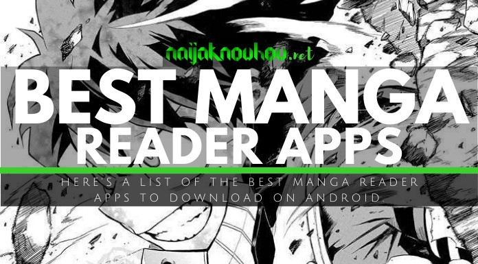 best manga reader android apps