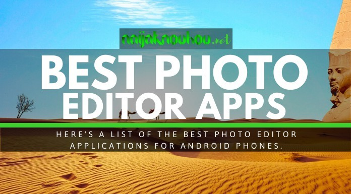 best photo editor apps android