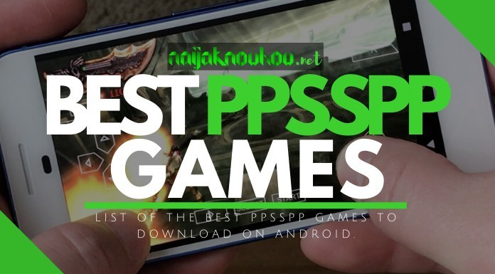 best ppsspp games for android