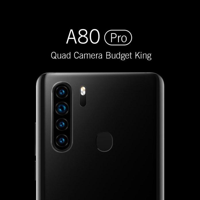 blackview a80 pro leak