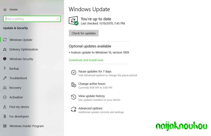 how to turn off automatic Windows 10 updates