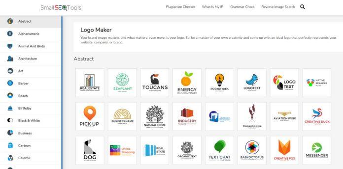 smallseotools.com logo maker
