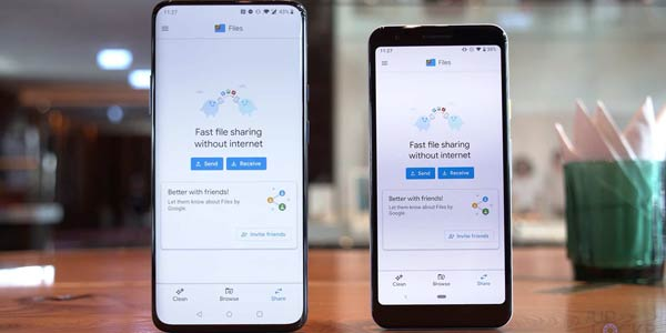 google airdrop for android