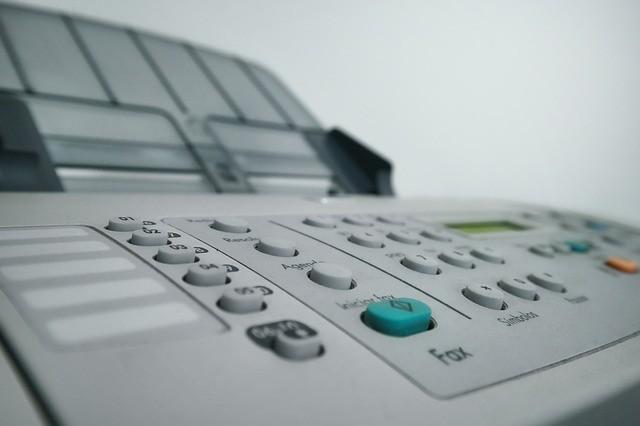 office fax printer