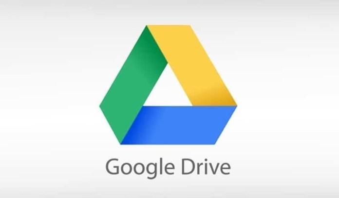 Google Drive - free best cloud storage apps