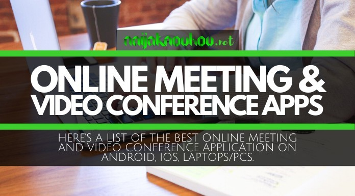 online meeting and video conference apps