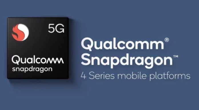 qualcomm snapdragon 4 series 5g chipset