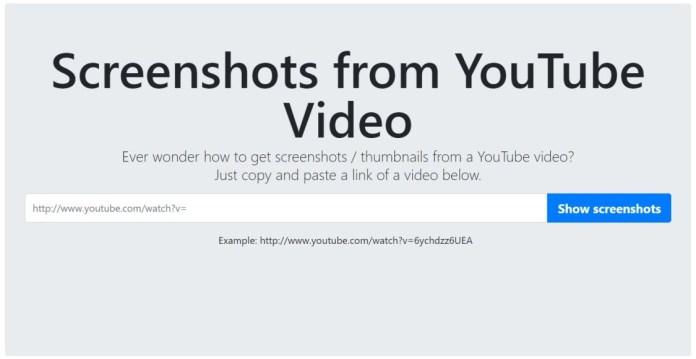 youtubescreenshot.com