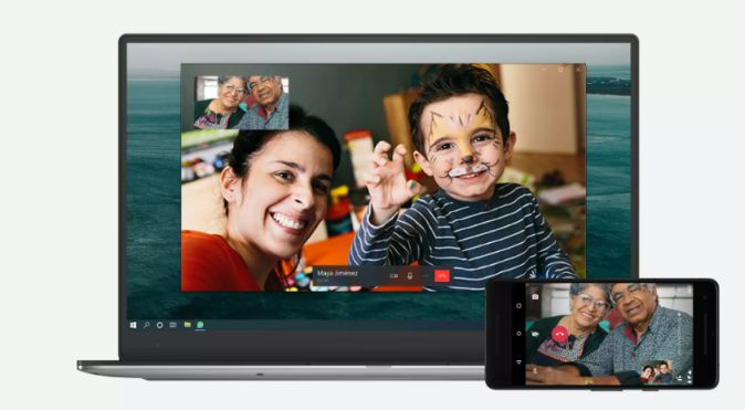 WhatsApp desktop voice and video calls