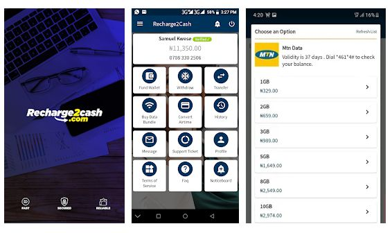 apps to convert airtime to cash