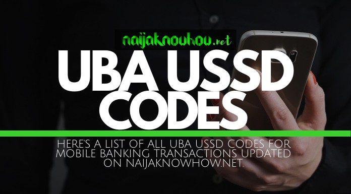 UBA USSD Codes in Nigeria