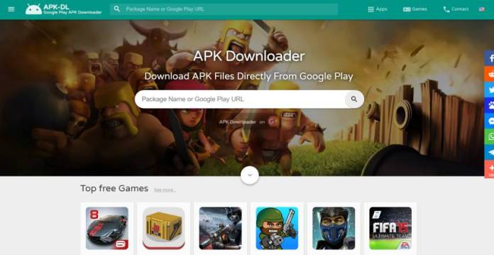APK-DL - APK Download Site