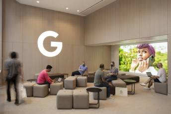 First Google Store in New York City