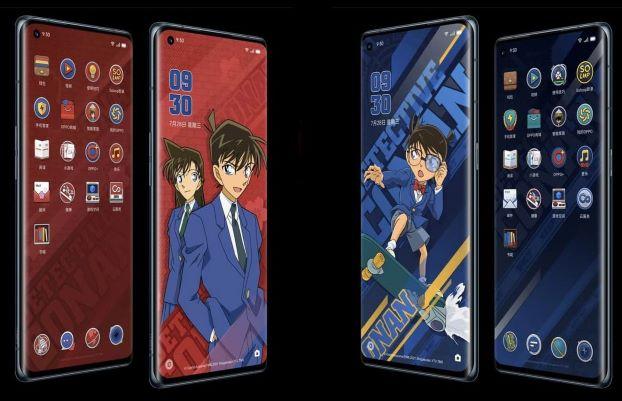 OPPO Reno6 Pro+ 5G Detective Conan Limited Edition