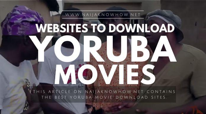 best yoruba movie download websites