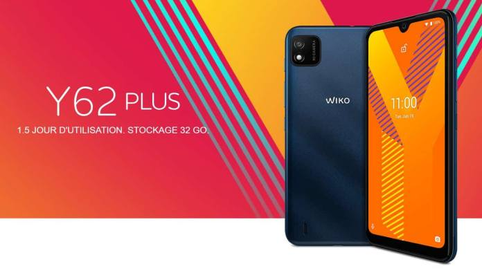 Wiko Y62 Plus