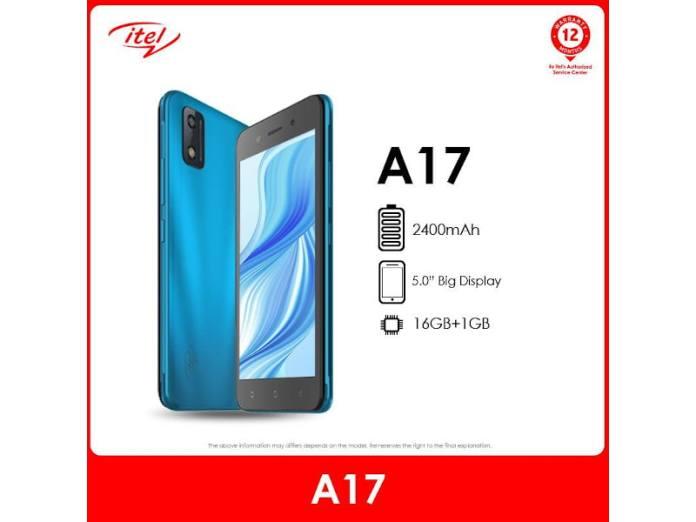 itel A17