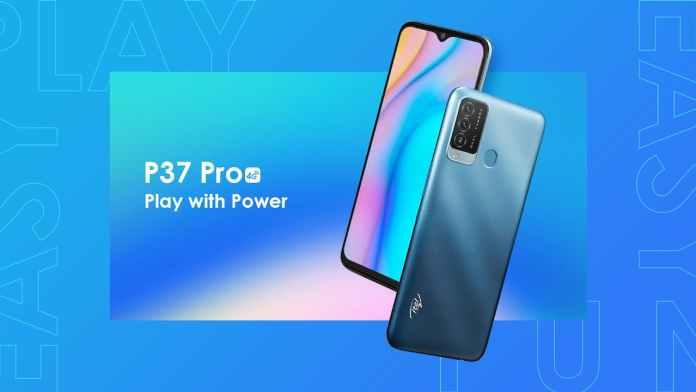itel P37 Pro