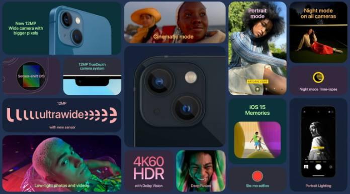 Apple iPhone 13 Mini Specs
