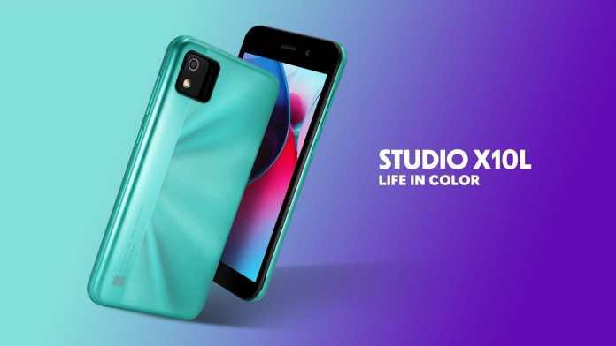 BLU Studio X10L