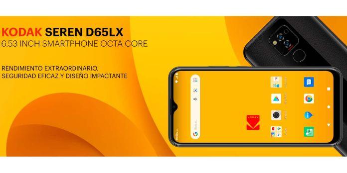 Kodak SEREN D65 LX
