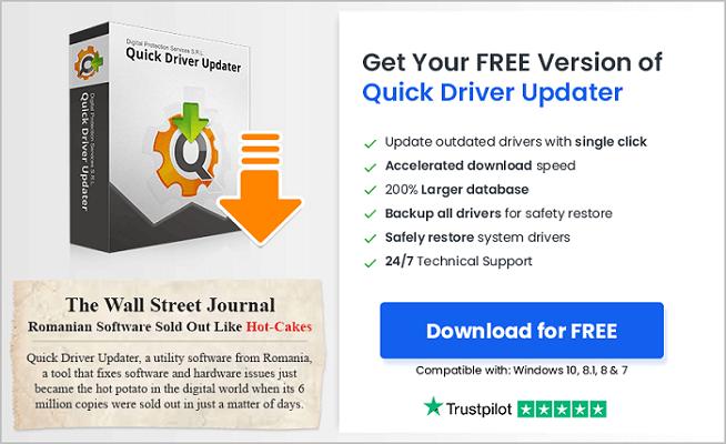 Quick Driver Updater