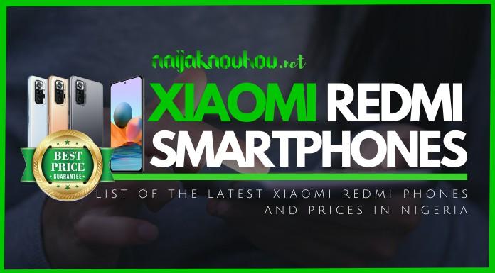xiaomi redmi phones in nigeria
