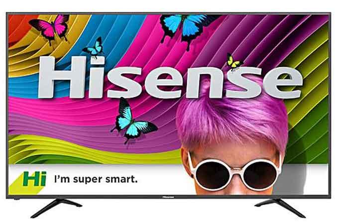 Hisense 50″ K3110 Smart HI-FI Full LED HD TV