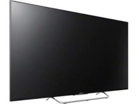 Sony KDL-50W800C 50-Inch 3D Smart LED TV