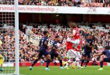 Arsenal Premier League David Luiz Bournemouth