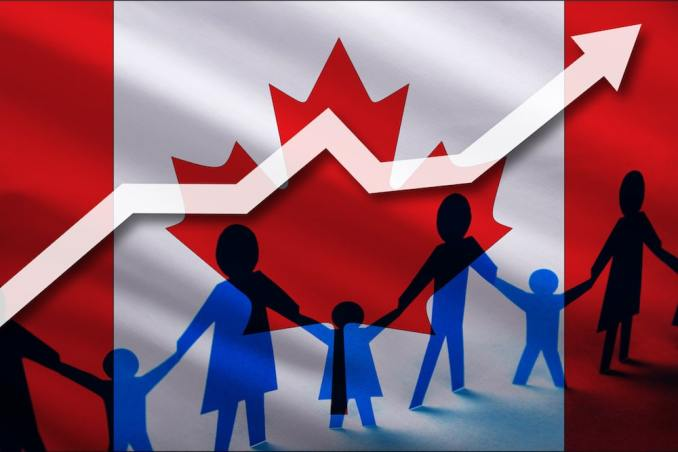 how many immigrants come to canada each year? - canada immigration and visa  information. canadian immigration services and free online evaluation.