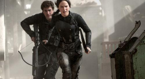 The Hunger Games. Picture: Bang Showbiz